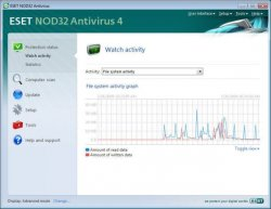 NOD32 Antivirus 3.0.657 Portable