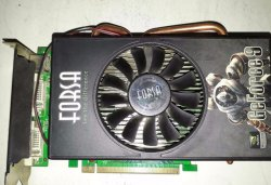FORSA GEFORCE 9800GTX